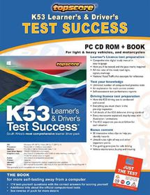 Topscore K53 learner's & driver's test success