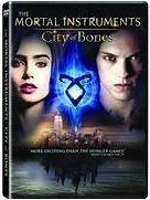 The Mortal Instruments: City Of Bones (DVD)