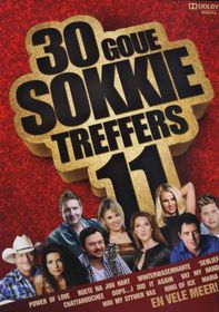 30+30 Goue Sokkie Treffers 11 - Various Artists (DVD)