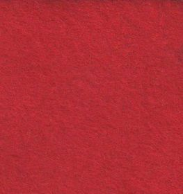 Parrot Pin Board No Frame Felt - Red (450 x 300mm)