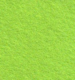 Parrot Pin Board No Frame Felt - Lime Green (600 x 450mm)