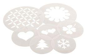 Anzo - Inspire Cake Decorating Templates - 7 Piece