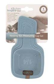 Anzo - Inspire Nesting Measuring Spoon - 4 Piece Set