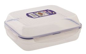 Lock and Lock - Rectangular Season and Serve Container - 3.2 Litre