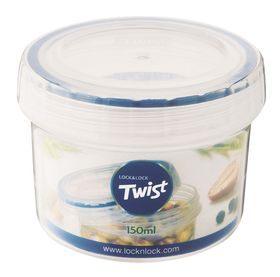 Lock and Lock - Round Twist Container - 150ml