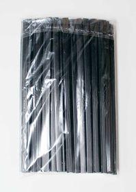 Parrot Slide Binders A4 5mm - Black (Bag of 100)