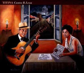 Titina Canta B Leza - (Import CD)