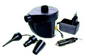 LeisureQuip - Rechargeable Inflator & Deflator Air Pump - Black