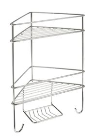 Steelcraft - Corner Shower Organiser
