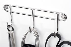 Steelcraft - 3 Hook Rack
