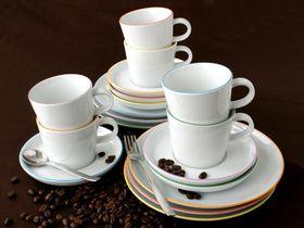 Arzberg - Colori Coffee Set - 18 Piece