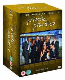 Private Practice: Seasons 1-6 (DVD)