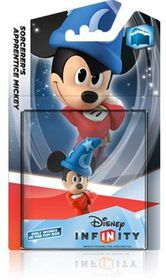 Disney Infinity Game Piece: Mickey Mouse (The Sorcerer's Apprentice)