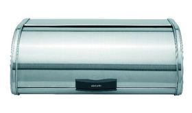 Brabantia - Storage Touch Bin - Matt Steel
