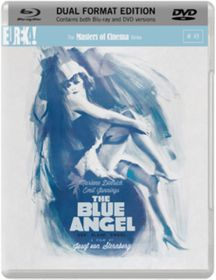 The Blue Angel: Director's Cut (Import Blu-ray)