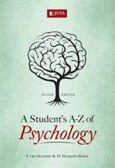 A Student's A-Z of Psychology 2nd Edition