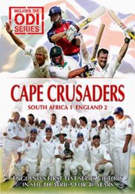 Cape Crusaders - England Vs South Africa - Test Win - (DVD)