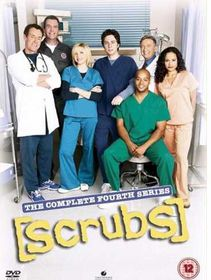 Scrubs Season 4 (DVD)