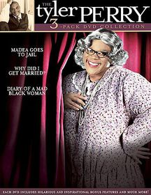 Tyler Perry Collection 3pk Gift Set - (Region 1 Import DVD)