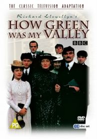 How Green was my Valley (1975) - (Import DVD)