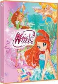 Winx Club - Peril in the Magic Dimension (DVD)