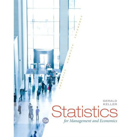 Statistics keller pdf managerial