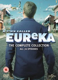 A Town Called Eureka: Seasons 1-5 (parallel import)