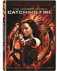 The Hunger Games Catching Fire (DVD)