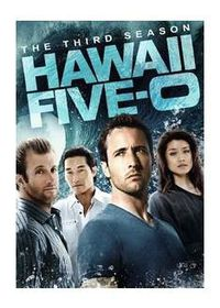 Hawaii Five-O Season 3 (DVD)