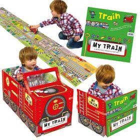 Convertible My Train