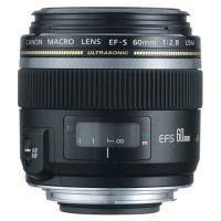 Canon EF-S 60mm f2.8 USM Lens