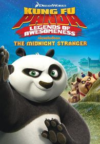 Legend Of Awesomeness: The Midnight Stranger (DVD)