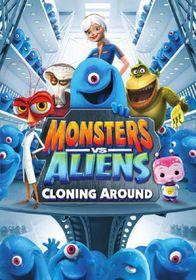 Monsters Vs Aliens: Cloning Around (DVD)