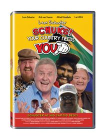 Schuks! Your Country Needs You (DVD)