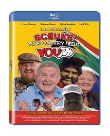 Schuks! Your Country Needs You (Blu-ray)
