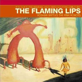 Flaming Lips - Yoshimi Battles The Pink Robots (CD)