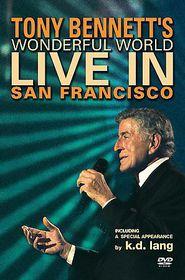 Tony Bennett -  Wonderful World: Live in San Francisco - (Region 1 Import DVD)