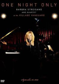 One Night Only:Barbra Streisand and Q - (Region 1 Import DVD)