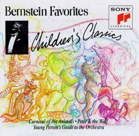 Leonard Bernstein - Favourite Childrens Classics (CD)