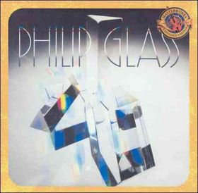 Philip Glass - Glassworks - Expanded (CD)