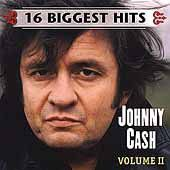 Johnny Cash - 16 Biggest Hits - Vol.2 (CD)