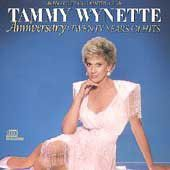 Tammy Wynette - Anniversary - 20 Years Of Hits (CD)
