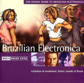 Rough Guide To Brazilian Electronica - Various Artists (CD)