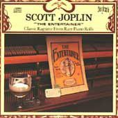 Scott Joplin - The Entertainer (CD)