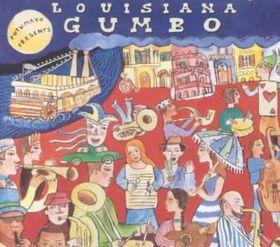 Putumayo - Louisiana Gumbo (CD)