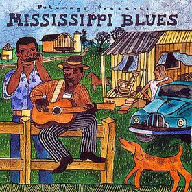 Mississippi Blues - Various Artists (CD)