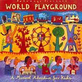 World Playground - A Musical Adventure - Various Artists (CD)