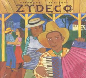 Zydeco - Various Artists (CD)