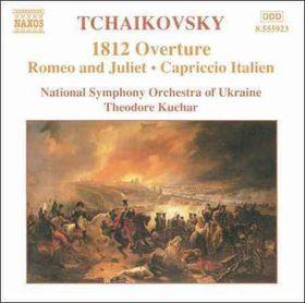 Tchaikovsky - 1812 Overture & Other Works;Kuchar (CD)