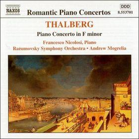 Francesco Nicolosi - Piano Concerto (CD)